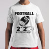 Football 2020 Quarantined Toilet Paper Covid-19 M By AllezyShirt
