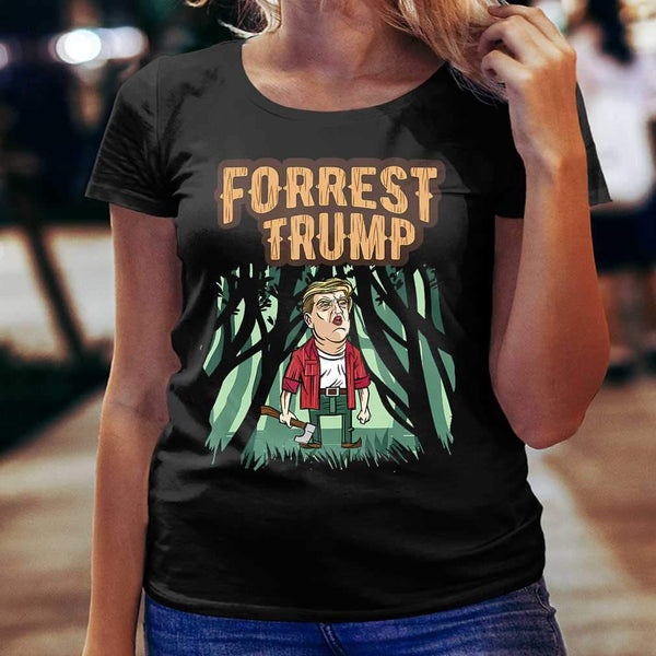 Forrest Trump Election T-shirt M By AllezyShirt