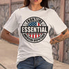 Frontline American Dispatcher Essential T-shirt M By AllezyShirt