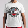 Frontline American Dispatcher Essential T-shirt S By AllezyShirt