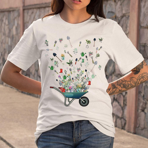 Gardening Lovers T-shirt S By AllezyShirt