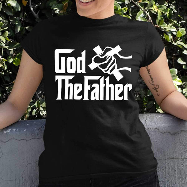 God The Father T-shirt S By AllezyShirt