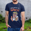 Grab Wurst Donald Trump Shirt M By AllezyShirt