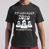 Hr Manager 2020 #essential Shirt M By AllezyShirt
