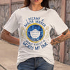 I Became A Mask Maker Because Your Life Is Worth My Time Coronavirus T-shirt S By AllezyShirt