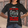 I Can't Stay At Home I'm A Tow Truck Operator T-shirt M By AllezyShirt