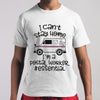 I Can't Stay Home I'm A Postal Worker #essential T-shirt M By AllezyShirt