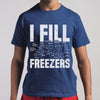 I Fill Freezers Shirt S By AllezyShirt