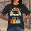 I Survived Pre-K Class Of 2020 Quarantined Toilet Paper T-shirt M By AllezyShirt