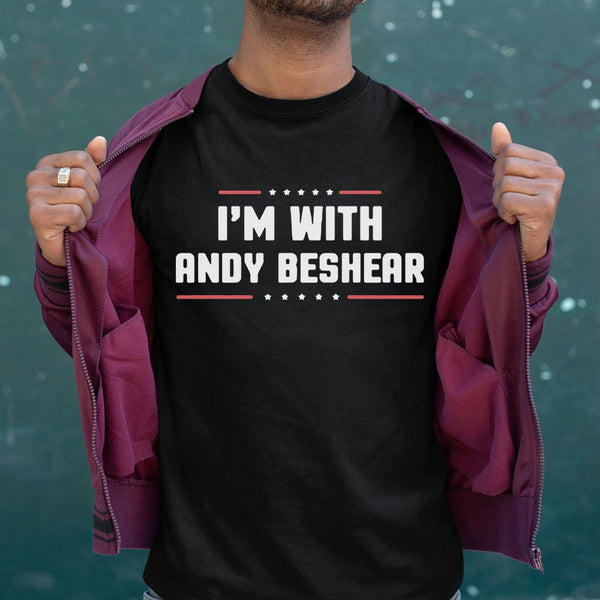 I'm With Andy Beshear Shirt M By AllezyShirt