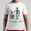 I've Got Your Back Skull  Halloween T-shirt S By AllezyShirt