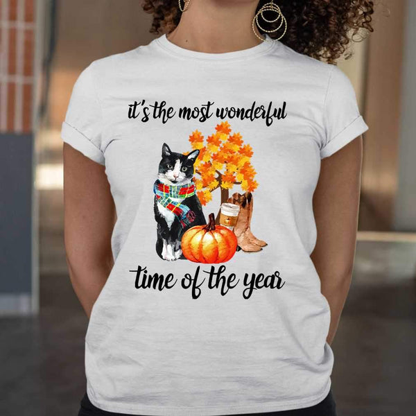 It the most wonderful time of the year T-shirt M By AllezyShirt