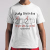July Birthday 2020 Quarantined Shirt M By AllezyShirt