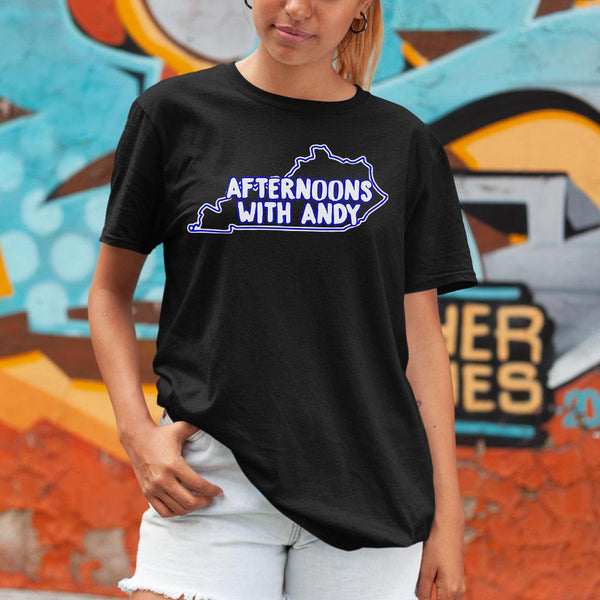 Kentucky Afternoons With Andy Shirt M By AllezyShirt