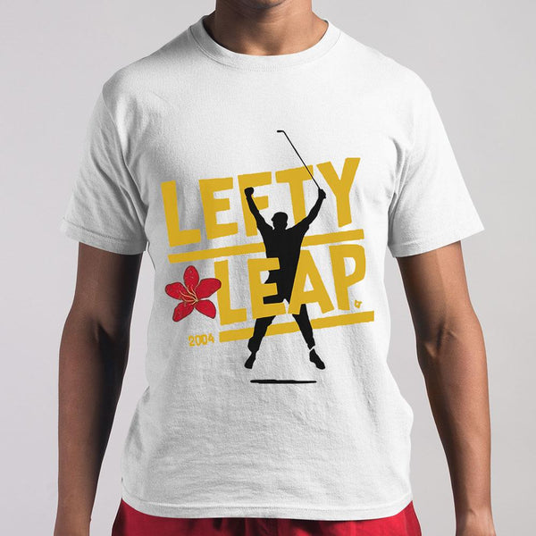 Lefty Leap 2004 T-shirt S By AllezyShirt