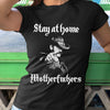 Lemmy Stay At Home Mother Fuckers Shirt M By AllezyShirt