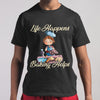 Life Happens Baking Helps Shirt M By AllezyShirt