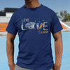 Live Love Camp Classic Heart Shirt