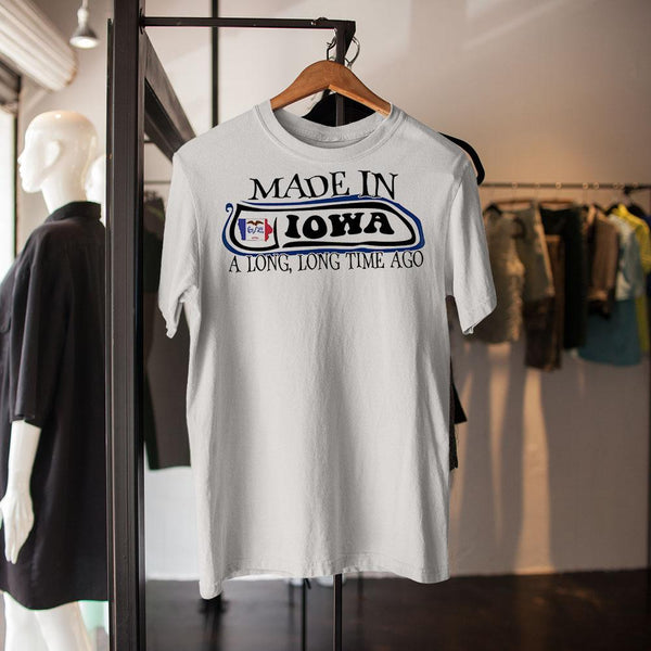 Made In Iowa A Long Long Time Ago Shirt M By AllezyShirt