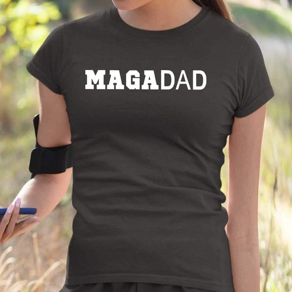 Maga Dad Make American Great Again T-shirt M By AllezyShirt