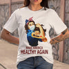 Make America Healthy Again T-shirt S By AllezyShirt