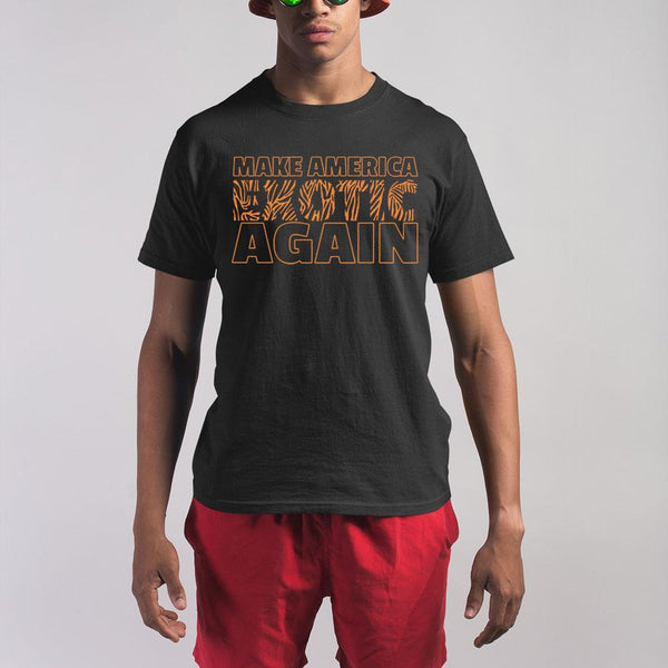 Make American Exotic Agian Shirt