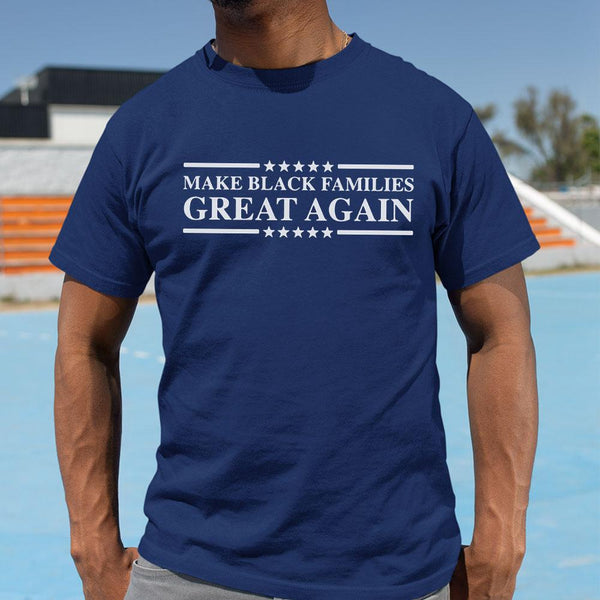 Make Black Families Great Again Usa Shirt M By AllezyShirt