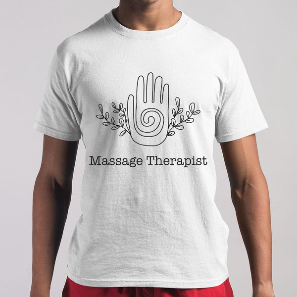 Massage Therapist T-shirt M By AllezyShirt