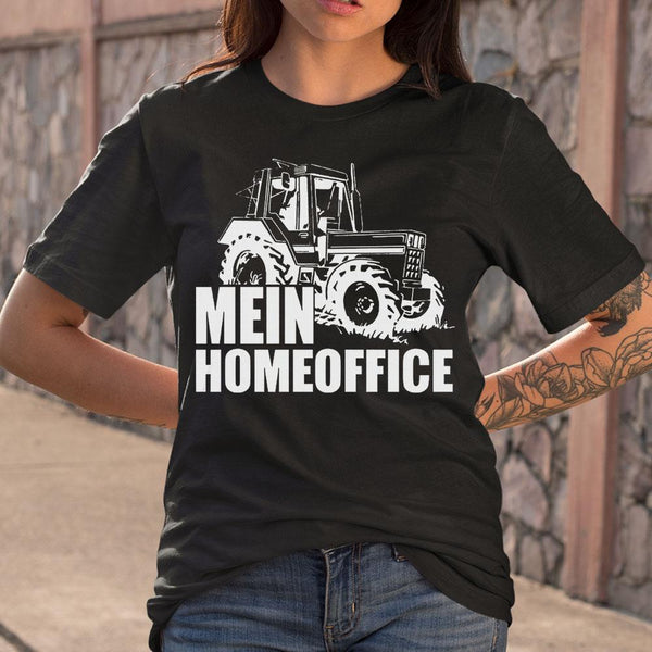 Mein Homeoffice T-shirt M By AllezyShirt