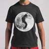 Moon Moves Graphic T-shirt M By AllezyShirt