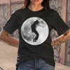 Moon Moves Graphic T-shirt S By AllezyShirt