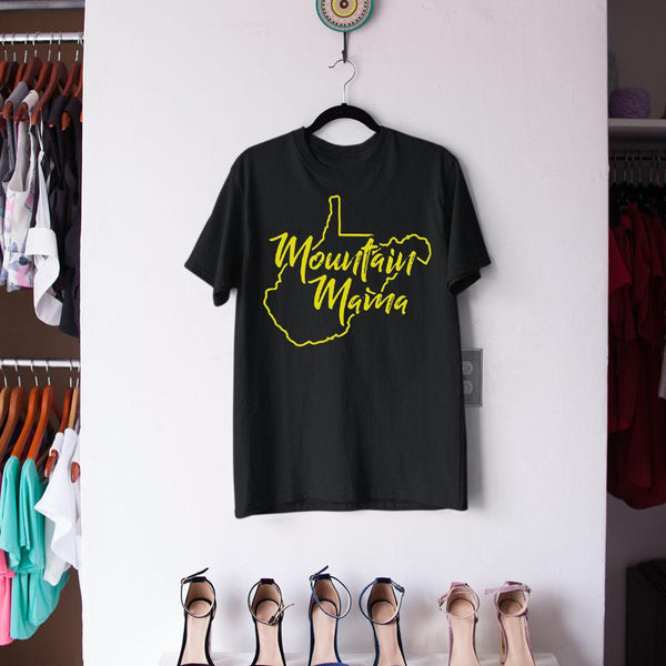 Mountain Mama West Virginia Shirt S By AllezyShirt