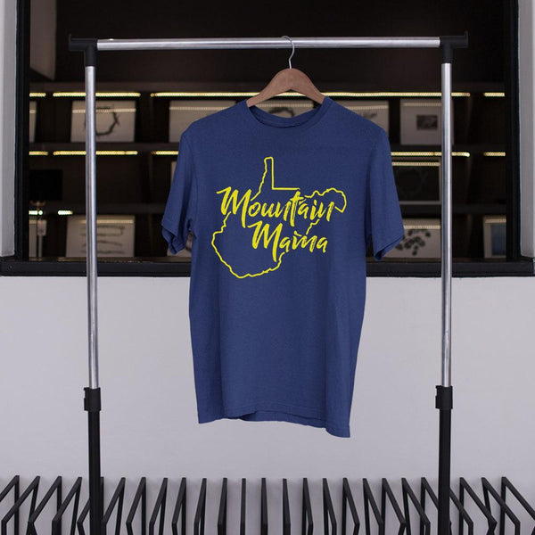 Mountain Mama West Virginia Shirt M By AllezyShirt