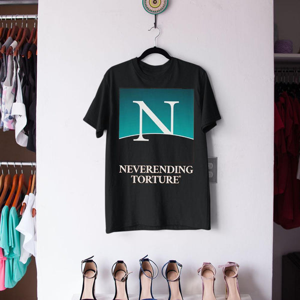 Neverending Torture Shirt M By AllezyShirt