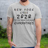 New York Girls 2020 The One Where They Were Quarantined Shirt M By AllezyShirt