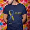 Nice I Have A Homie With An Extra Chromie Down Syndrome Day Gift Shirt M By AllezyShirt