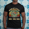 Nothing Left To Do But Smile Smile Shirt S By AllezyShirt
