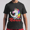 Nurse Unicorn Fight Like A Shirt M By AllezyShirt