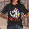 Nurse Unicorn Fight Like A Shirt S By AllezyShirt