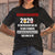 Nurse's Daughter 2020 My Mother Risks Her Life T-Shirt