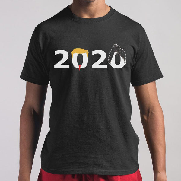 Official 2020 Donald Trump T-Shirt S By AllezyShirt