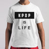 Official Kpop Is Life T-Shirt S By AllezyShirt