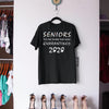 Seniors The One Where They Quarantined Shirt S By AllezyShirt