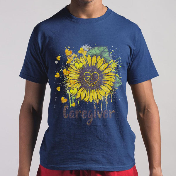 Official Sunflower Caregiver Shirt M By AllezyShirt