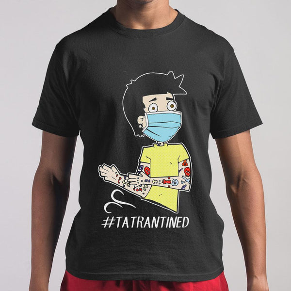 Official Tatrantined Covid-19 2020 Shirt M By AllezyShirt