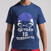 Oxygen Is Overrated Swimming Swim Team Shirt S By AllezyShirt