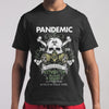Pandemic Covid-19 Use It As Toilet Paper T-shirt S By AllezyShirt
