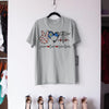 Peace Love Save Lives Medical Shirt M By AllezyShirt