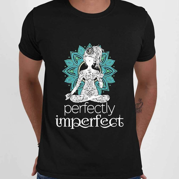 Perfectly Imperfect Mandalas T-shirt M By AllezyShirt