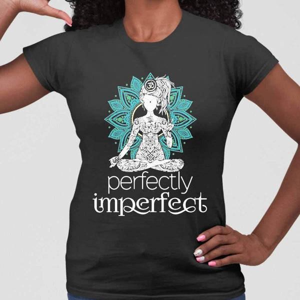 Perfectly Imperfect Mandalas T-shirt S By AllezyShirt
